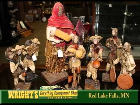Red Lake Falls Minnesota's Wright's Everything Consignment on Our Story's The Celebrities