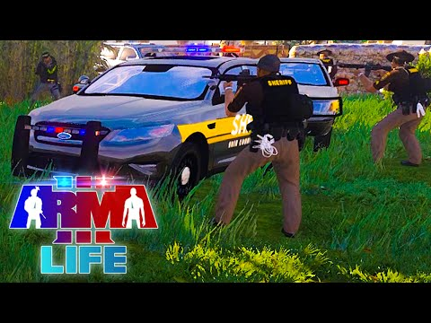 Arma 3 Life Police #29 - Unlawful Discharge of a Firearm