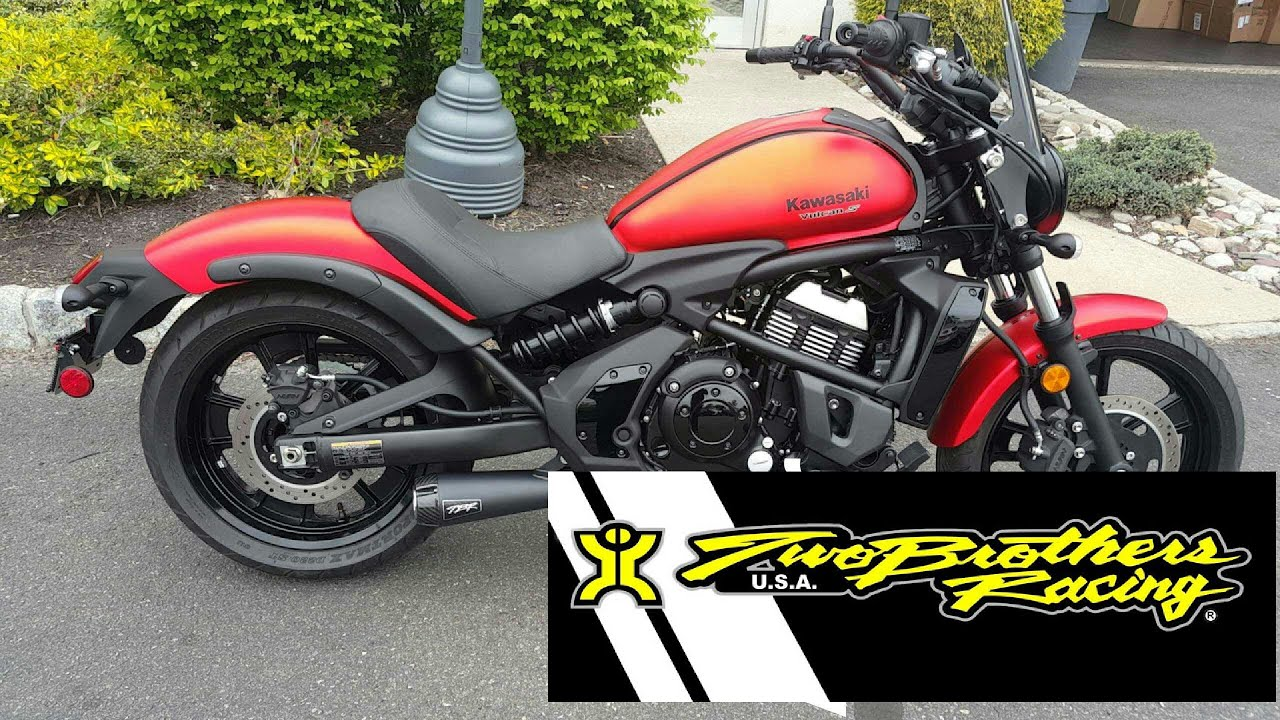 Kawasaki Vulcan S Extended Look At Mods Requested By Viewer