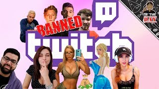 Exposing Twitch's Sexism And Their Biased Treatment Of Thots - L Of The Day