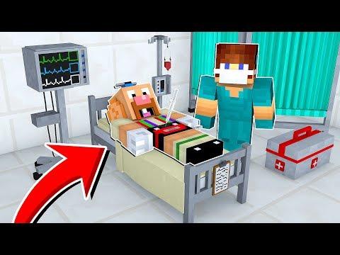 CIRURGIA NO TITIO AVÔ !! - ( Minecraft Cirurgia Desenho ) thumbnail