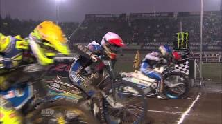 Swedish FIM Speedway Grand Prix - Highlights from Malilla