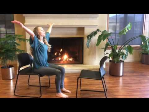Chair Yoga for Stroke Survivors