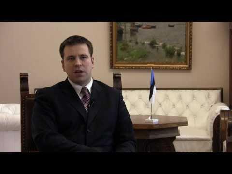 Jüri Ratas räägib tööpuudusest