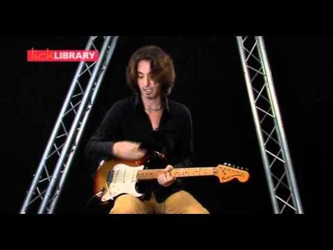 U2 Pride(In The Name Of Love) Part 1 Intro Harmonics & Main Riff
