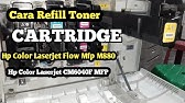 Hp M880 Color Laserjet Mfp Series Overview Youtube