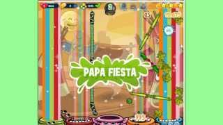 Papa Pear Saga level 320  3*** 15 POWER UPS!