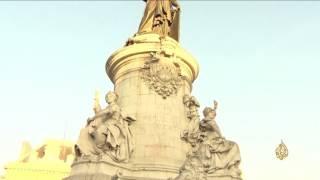 ساحة الجمهورية تختصر التاريخ السياسي الفرنسي