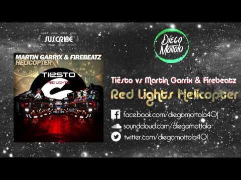 Red Lights vs Helicopter (Tiësto Mashup) (UMF 2015)