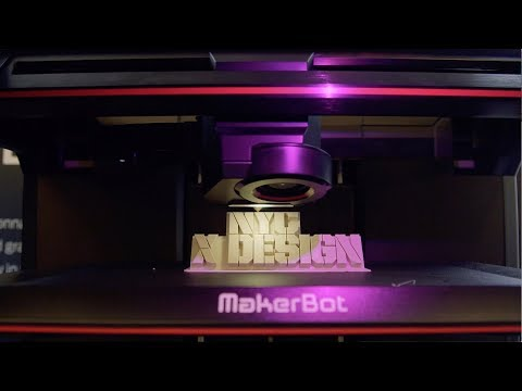 NYCxDESIGN 3D Printing Challenge
