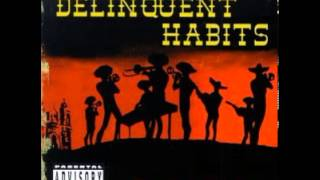 Delinquent Habits - Western Ways