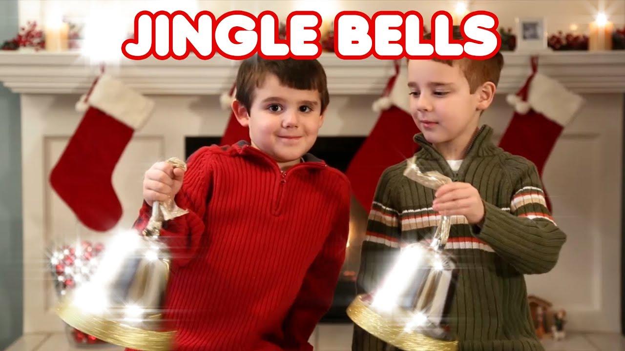 Jingle Bells Dance | Christmas Songs for Kids | Christmas Carols - YouTube