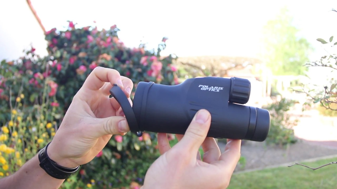 Polaris optics monocular youtube