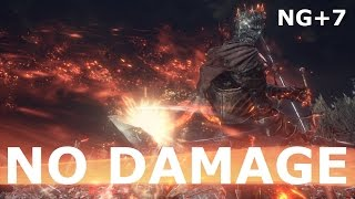 Dark Souls III - All Bosses VS. Lady Glass Cannon (RUSH) - SOLO, MELEE, NO SHIELD, NO DAMAGE (NG+7)