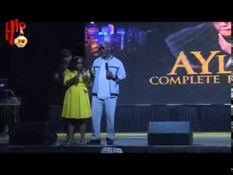 Video (stand-up): Comedian Gordons and Helen Paul Going at Each Other at AY Live