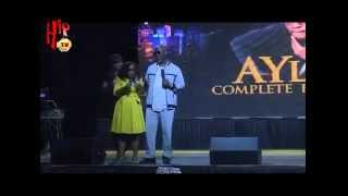 Comedy turned sour  on stage between Helen Paul and Gordon