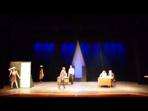 West Seattle Drama Department: Rhinoceros (Scene 2)