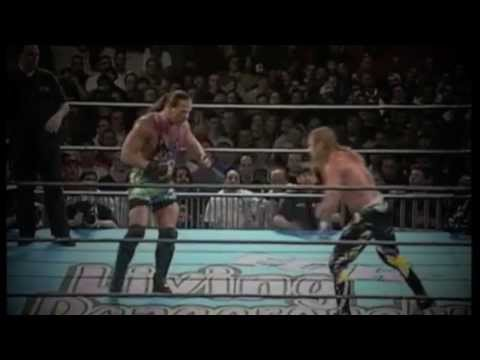 Rob Van Dam vs Jerry Lynn - The Rivalry