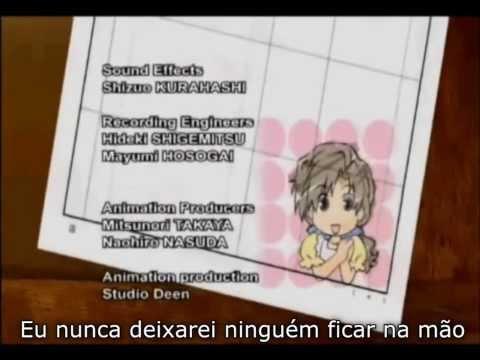 Kyou Kara Maou Encerramento 2 em Portugues BR - Arigatou (obrigado)