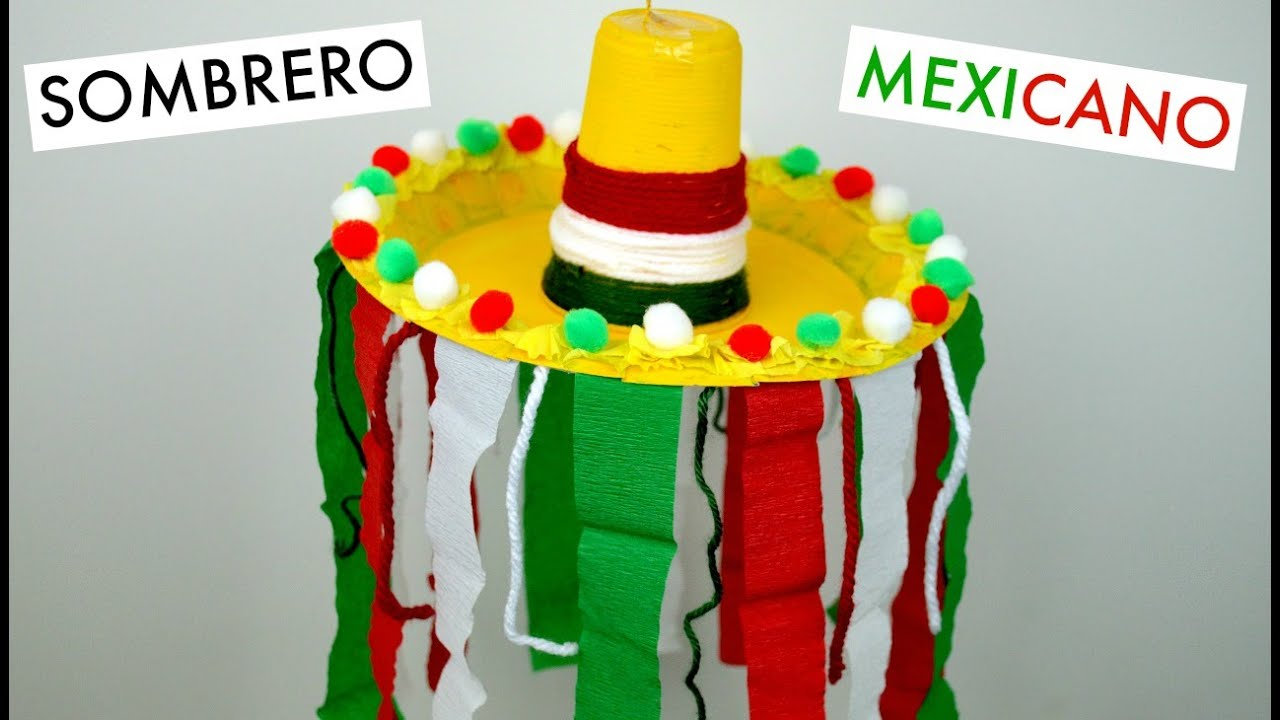 mejor sitio web 100% de garantía de satisfacción Tienda DIY Mexican Sombrero