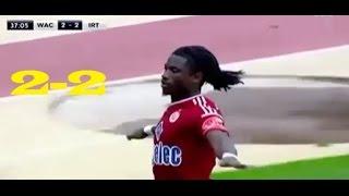 Wydad Casablanca vs Ittihad Tanger 2-2 BOTOLA PRO 2016/12/03