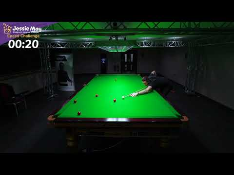 Mark Selby | Jessie May Speed Challenge