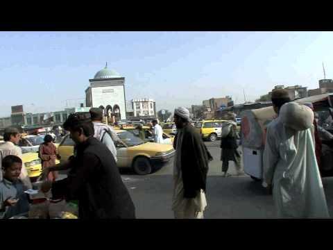 Walking in Kandahar-1