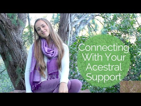 CONNECTING WITH YOUR ANCESTORS | HEALING, ROOTS, SUPPORT & EMPOWERMENT