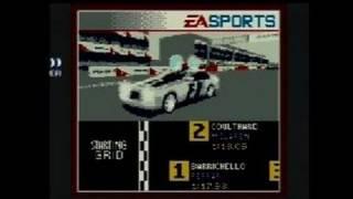F1 2001 Game Boy Gameplay