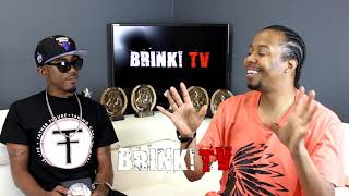 Mr  Intrigue Brink TV Interview