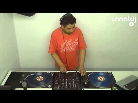 DJ Christian Pinheiro - Miami Freestyle ( Canal DJ, 21.11.2014 )