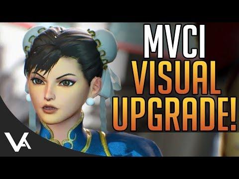 MVCI - Visual Upgrade! New Story Trailer, All Game Modes & Full Roster For Marvel Vs Capcom Infinite