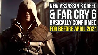 Assassin's Creed 2020 & Far Cry 6 Basically Confirmed After Ubisoft Financial Call (Assassins Creed)