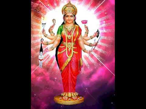 All amman pictures with om shakti om shakti om shakti om (melam version)