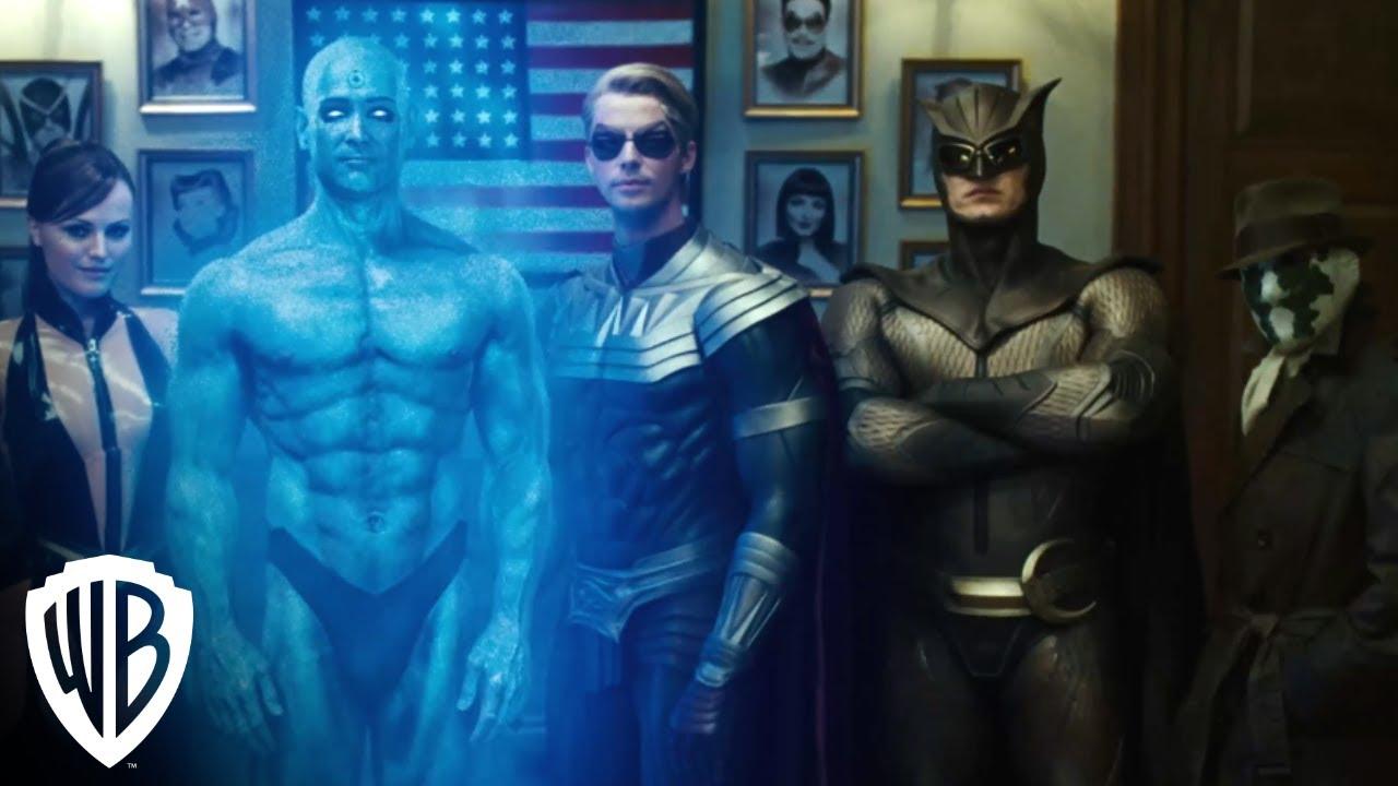 Download Watchmen | 4K Trailer | Warner Bros. Entertainment
