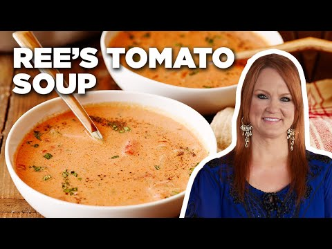 Recipe Of The Day: Ree's Best Tomato Soup Ever | Food Network