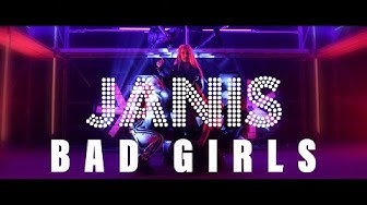 JANIS - Bad Girls // [Official Musik Video]