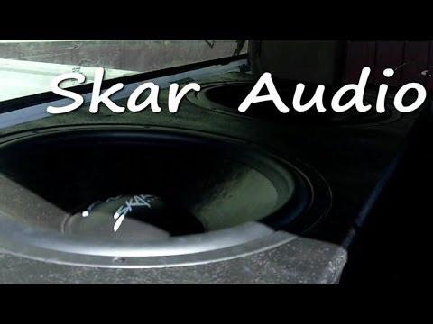 Loudest 1000watt system I've heard / Skar IVX 15's
