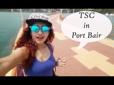 A Day in Port Blair