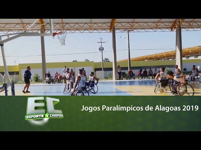 Jogos Paralímpicos de Alagoas 2019