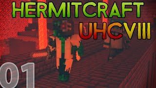 Hermitcraft UHC VIII - Bring a friend! - E01 | Docm77
