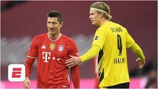 Robert Lewandowski 'VERY ANNOYED' with Erling Haaland to Bayern Munich links | ESPN FC