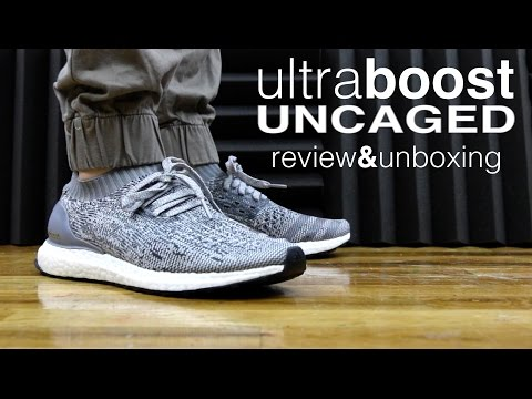 ADIDAS ULTRA BOOST UNCAGED REVIEW AND UNBOXING