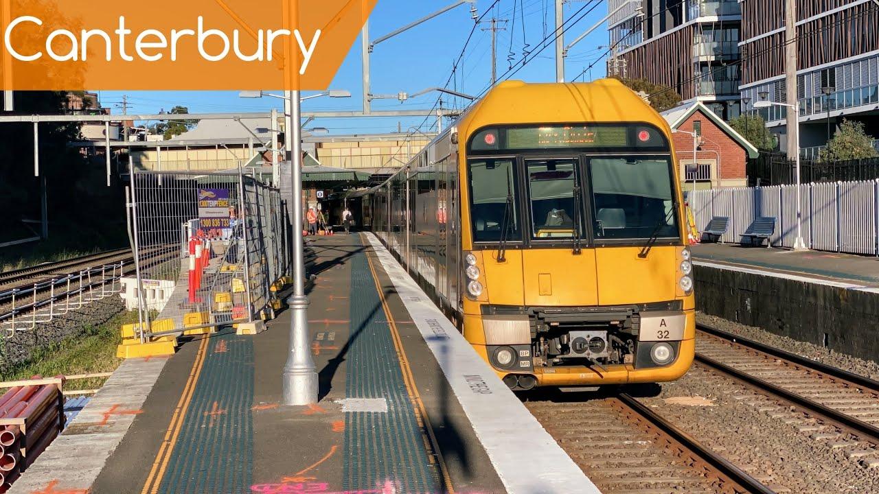 Sydney Trains Vlog 1863: Canterbury Before Major Bankstown Line Shutdown