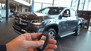 2018 Mercedes X Class X250d 4MATIC Full Review - Interior Exterior Infotainment