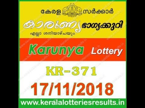 #kerala lottery result today winning number *** /JACKPOT KING