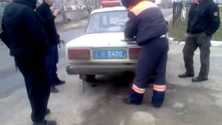 Неадекватность инспектора Герасименко