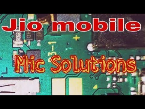 How To Repairs Jio Mobile Mic Not Working Problems Solution