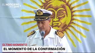 ARA San Juan: La Armada Argentina confirmó que hubo una explosión