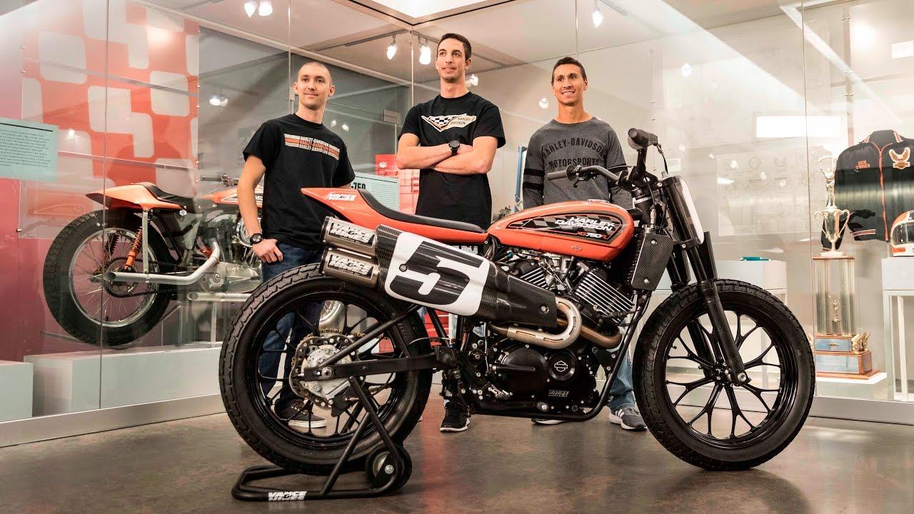 Harley Flat Track >> Harleyracing Flat Track Reveal Harley Davidson